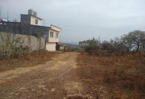 Foto de terreno habitacional en venta en n n, ahuatepec, cuernavaca, morelos, 18710208 No. 01