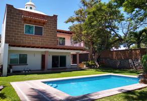 Foto de casa en renta en n n, palmira tinguindin, cuernavaca, morelos, 0 No. 01