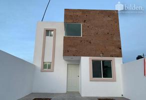 Foto de casa en venta en n n, paso real, durango, durango, 18990055 No. 01