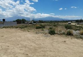 Foto de terreno habitacional en venta en na na, san pablo ahuatempa, santa isabel cholula, puebla, 14989411 No. 01