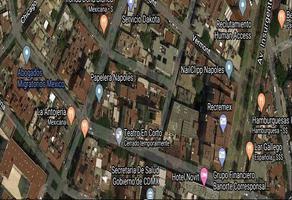 Foto de terreno habitacional en venta en  , napoles, benito juárez, df / cdmx, 19034000 No. 01
