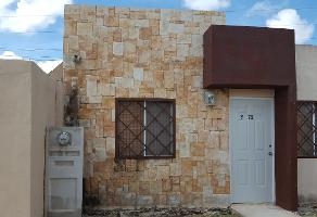 Foto de casa en renta en naranjo calle , santa maría, conkal, yucatán, 8451887 No. 01
