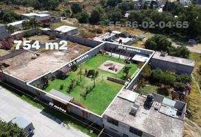 Foto de terreno comercial en venta en nardo 0, san miguel tlaixpan, texcoco, méxico, 0 No. 01