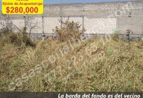 Foto de terreno habitacional en venta en nardo 1, acapatzingo, cuernavaca, morelos, 0 No. 01