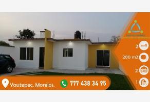 Foto de casa en venta en nardos , diego ruiz, yautepec, morelos, 0 No. 01