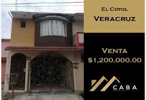 Foto de casa en venta en natali 15, el coyol ivec, veracruz, veracruz de ignacio de la llave, 0 No. 01