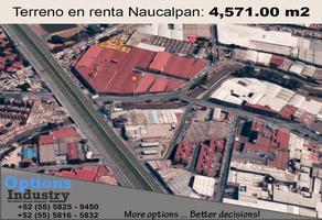 Foto de terreno habitacional en renta en  , naucalpan, naucalpan de juárez, méxico, 17925756 No. 01