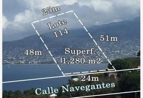 Foto de terreno comercial en venta en navegantes 0114, brisas del marqués, acapulco de juárez, guerrero, 7482966 No. 01