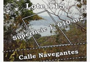 Foto de terreno comercial en venta en navegantes 0115, brisas del marqués, acapulco de juárez, guerrero, 7483615 No. 01
