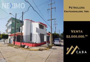 Foto de casa en venta en nayarit 816, petrolera, coatzacoalcos, veracruz de ignacio de la llave, 17552564 No. 01
