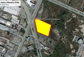Foto de terreno habitacional en venta en nazario ortiz 130 , nueva españa, saltillo, coahuila de zaragoza, 12812634 No. 01