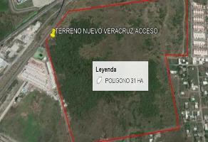 Foto de terreno industrial en venta en nd , claustros de san juan sección norte, veracruz, veracruz de ignacio de la llave, 11075929 No. 01