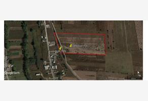 Foto de terreno habitacional en venta en n/d n/d, santa maría coronango, coronango, puebla, 6407366 No. 01