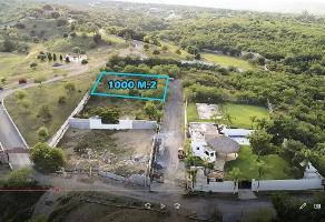 Foto de terreno habitacional en venta en negritas. , el barrial, santiago, nuevo león, 14360533 No. 01
