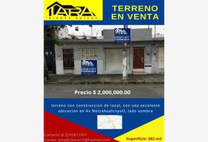 Foto de terreno comercial en venta en netzahualcoyotl 0, veracruz centro, veracruz, veracruz de ignacio de la llave, 17347033 No. 01