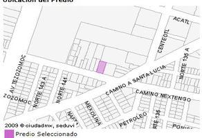 Foto de terreno habitacional en venta en nextengo 209 bis , santa lucia, azcapotzalco, df / cdmx, 0 No. 01