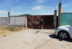 Foto de terreno comercial en renta en nicolas bravo 448, san pablo autopan, toluca, méxico, 14686130 No. 01