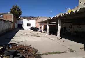 Foto de terreno habitacional en venta en nicolas bravo norte 726, santa bárbara, toluca, méxico, 0 No. 01