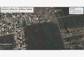Foto de terreno habitacional en venta en niño artillero y agusrtin melgar 0, esfuerzo popular, victoria, tamaulipas, 0 No. 01