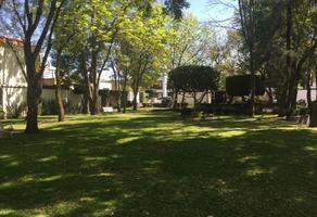 Foto de casa en venta en niño jesús , la joya, tlalpan, df / cdmx, 0 No. 01