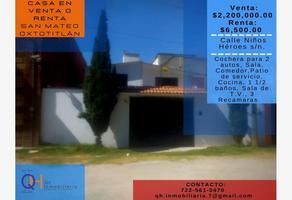 Foto de casa en renta en niños héroes 111, niños héroes, toluca, méxico, 0 No. 01