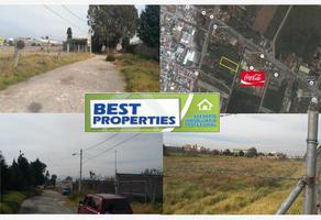 Foto de terreno industrial en venta en niños heroes , industrial chalco, chalco, méxico, 13272289 No. 01