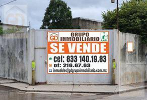 Foto de terreno habitacional en venta en  , niños héroes, tampico, tamaulipas, 0 No. 01