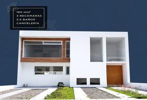 Foto de casa en condominio en venta en nizuc. grand juriquilla , juriquilla, querétaro, querétaro, 0 No. 01