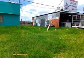 Foto de terreno habitacional en venta en nn nn, santa cecilia, morelia, michoacán de ocampo, 17548682 No. 01