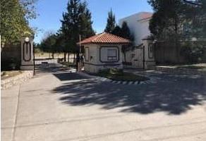 Foto de terreno habitacional en venta en  , nogalar del campestre, saltillo, coahuila de zaragoza, 15776757 No. 01