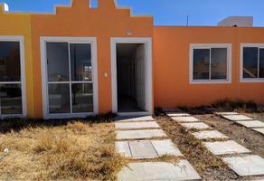 Foto de casa en venta en noradino rubio 35, santa fe, tequisquiapan, querétaro, 0 No. 01