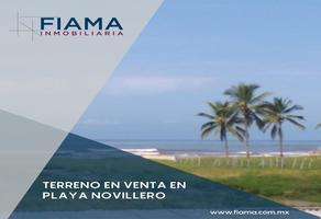 Foto de terreno habitacional en venta en  , novillero, tecuala, nayarit, 15416983 No. 01
