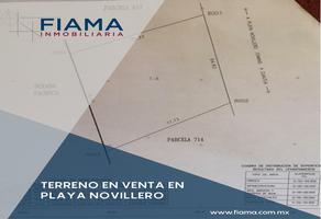 Foto de terreno habitacional en venta en  , novillero, tecuala, nayarit, 15438500 No. 01