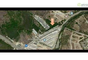Foto de terreno habitacional en venta en ntiguo camino a santo domingo , parque industrial kalos, apodaca, nuevo león, 0 No. 01