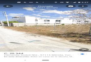 Foto de terreno habitacional en renta en  , núcleo sodzil, mérida, yucatán, 0 No. 01