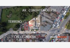 Foto de terreno habitacional en venta en nueva 27, jacalones ii, chalco, méxico, 0 No. 01