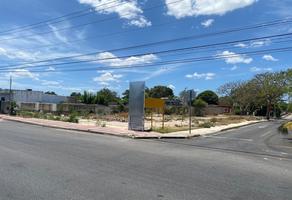 Foto de terreno habitacional en venta en  , nueva pacabtun, mérida, yucatán, 0 No. 01
