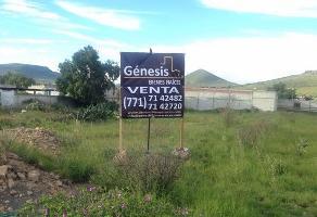 Foto de terreno comercial en venta en  , san juan tilcuautla, san agustín tlaxiaca, hidalgo, 7300907 No. 01