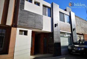 Foto de casa en renta en  , nueva vizcaya, durango, durango, 18007356 No. 01