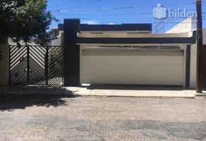Foto de casa en renta en  , nueva vizcaya, durango, durango, 7223492 No. 01