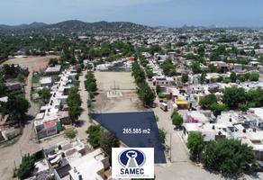 Foto de terreno habitacional en venta en nuevo cajeme (fraccionamiento), mazatlán, sinaloa, 82139 , nuevo cajeme, mazatlán, sinaloa, 16506061 No. 01