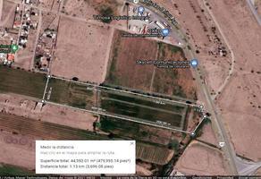 Foto de terreno habitacional en venta en  , nuevo chihuahua, chihuahua, chihuahua, 21362831 No. 01