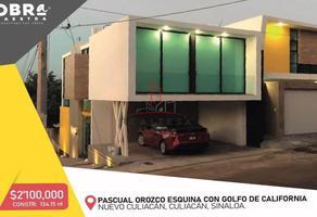 Foto de oficina en venta en  , nuevo culiacán, culiacán, sinaloa, 15072637 No. 01
