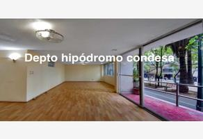 Foto de departamento en venta en nuevo leon 1, hipódromo condesa, cuauhtémoc, df / cdmx, 0 No. 01