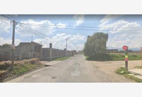 Foto de terreno habitacional en venta en nuevo méxico 126, san felipe tlalmimilolpan, toluca, méxico, 16265244 No. 01