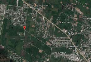 Foto de terreno habitacional en venta en  , nuevo méxico, altamira, tamaulipas, 0 No. 01