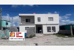 Foto de casa en venta en nuevo milenio 28, progreso, matamoros, tamaulipas, 12019410 No. 01