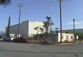 Foto de nave industrial en renta en  , nuevo ramos arizpe, ramos arizpe, coahuila de zaragoza, 0 No. 01