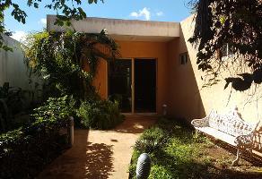 Foto de casa en venta en numero 4 173, san juan grande, mérida, yucatán, 6518729 No. 01