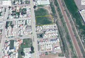 Foto de terreno habitacional en venta en numero reelección s/n , juárez, navojoa, sonora, 12812447 No. 01